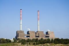 Central eléctrica de los senos. Fotografía de archivo libre de regalías