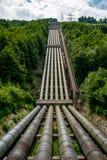 Central eléctrica de Walchensee central hidroeléctrica Fotografía de archivo