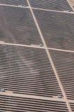 Central eléctrica fotovoltaica cerca de Kazanlak Fotografía de archivo libre de regalías