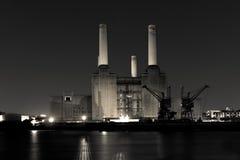 Central eléctrica Londres de Battersea Imagem de Stock Royalty Free