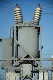 Central elétrica Foto de Stock Royalty Free