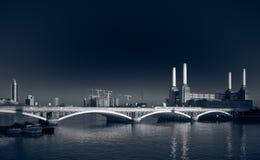 Central elétrica Battersea Londres Imagem de Stock