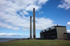 Central elétrica de Cockenzie Imagens de Stock Royalty Free