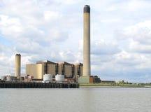 Central elétrica de Littlebrook Imagem de Stock
