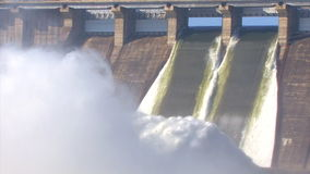 Central elétrica hidroelétrico filme