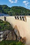 Central elétrica hidroelétrico Fotos de Stock Royalty Free