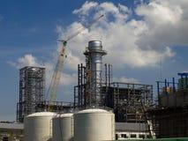 Central elétrica norte de Banguecoque Imagem de Stock