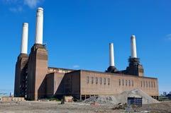 Central elétrica de Battersea Fotografia de Stock
