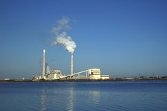 Central energética 1 de Deely Sommer Imagem de Stock