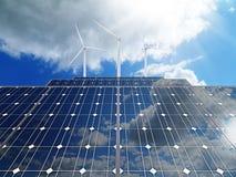 central energética 3d Imagens de Stock Royalty Free