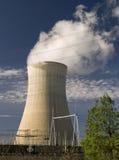 Central energética do vapor Imagens de Stock
