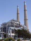 Central energética elétrica psta carvão fotografia de stock