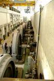 Central energética histórica fotos de stock