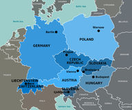 Central Europe Stock Images
