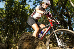 Central Gauteng Provincial Race Round 1 Stock Photo