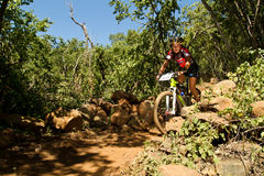 Central Gauteng Provincial Race Round 1 Stock Image