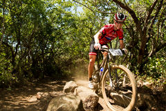 Central Gauteng Provincial Race Round 1 Royalty Free Stock Photo