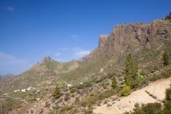 Central Gran Canaria Stock Photography