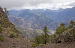 Central Gran Canaria Royalty Free Stock Photo