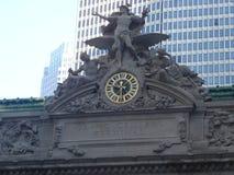 Central grand à New York Image libre de droits