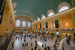 Central grand, New York City photographie stock libre de droits