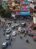 Central Hanoi Stock Image