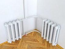 Central heating Royalty Free Stock Photography