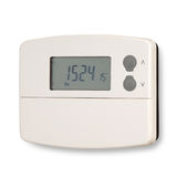 Central Heating timer Stock Photos