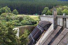 Central hidroeléctrica Foto de archivo
