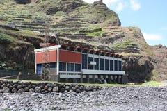 Central hidroeléctrica Ribeira DA Janela Imagen de archivo