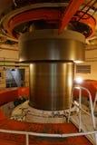 Central hidroeléctrico de Itaipu imagen de archivo