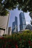Central, Hong Kong Fotografia de Stock