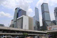 Central, Hong Kong Fotografia de Stock Royalty Free