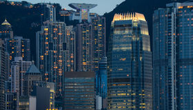 Central, Hong kong Island Royalty Free Stock Photography
