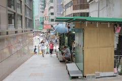 Central, hong kong Stock Photography