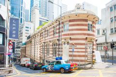 Central, Hong Kong - September 22, 2016 :The building is formerl Royalty Free Stock Photography