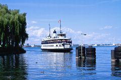 Central Island Ferry Royalty Free Stock Photo
