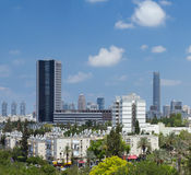Central Israel Royalty Free Stock Images
