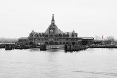 Central järnvägterminal, NJ Arkivfoto
