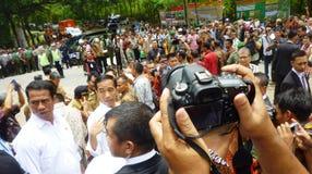 Central java governor ganjar pranowo Royalty Free Stock Photos