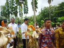 Central java governor ganjar pranowo Stock Photo