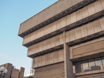 Central Library in Birmingham Stock Photography