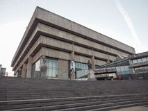 Central Library in Birmingham Royalty Free Stock Photo