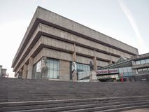 Central Library in Birmingham Royalty Free Stock Image