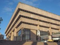 Central Library in Birmingham Stock Photos