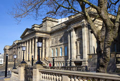 Central Library in Liverpool Royalty Free Stock Photo