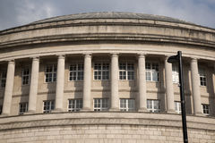 Central Library, Manchester Stock Images