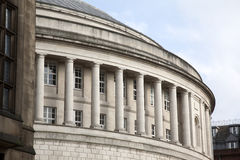 Central Library, Manchester Royalty Free Stock Photo