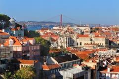 Central Lisbon Stock Photos