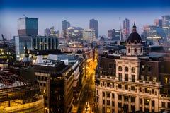 Central London Stock Photos